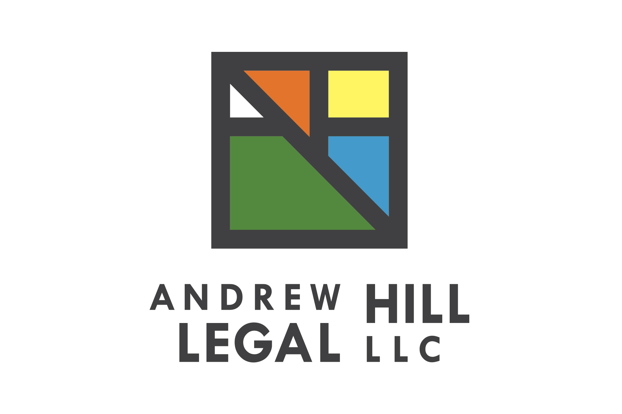Andrew Hill Legal, LLC logo design