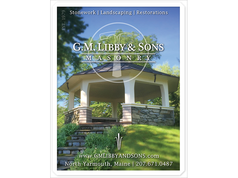 G.M. Libby & Sons Print advertising