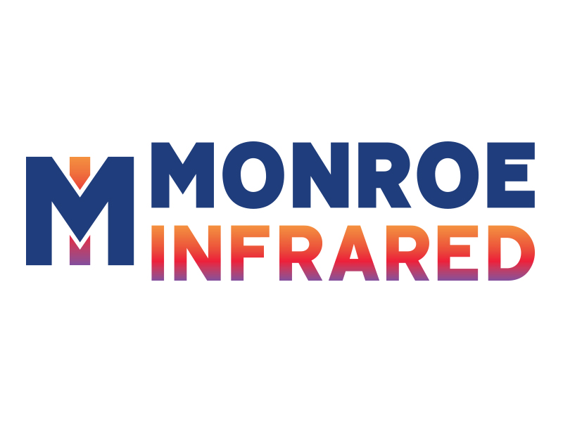 Monroe Infrared Logo Design
